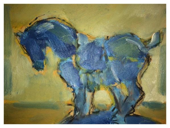 Tang Horse, Ghislaine Howard
