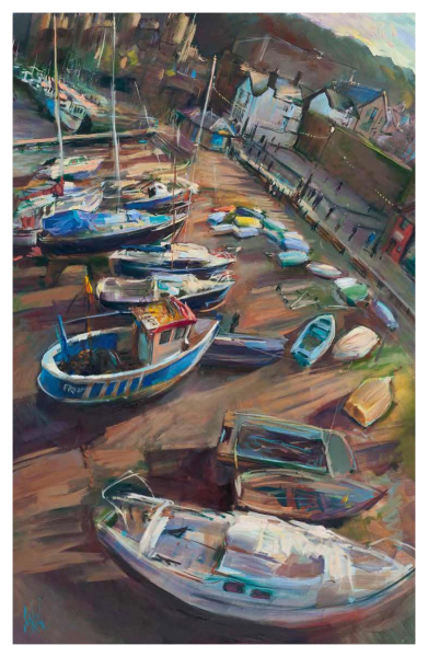 Conwy Harbour, Rob Pointon