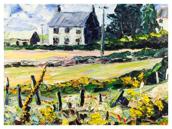 Knight, Alan (1949 – ) Rhoscolyn - Trent Art
