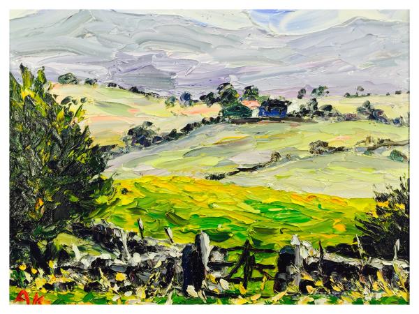 Near Llangefni Alan Knight