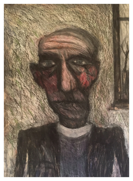 The Vicar, Arthur Berry