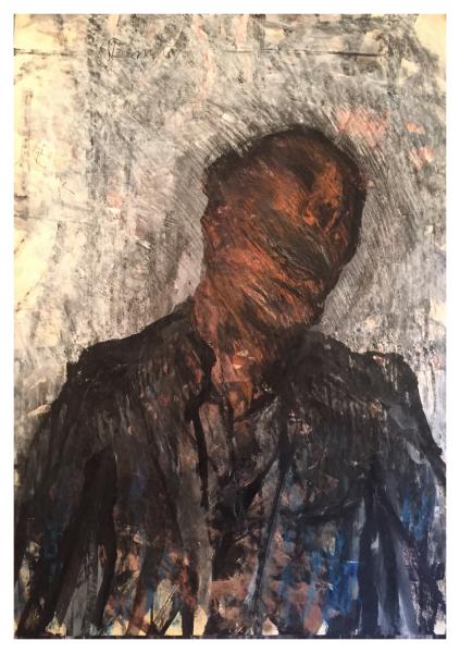 Portrait of a Man, Arthur Berry