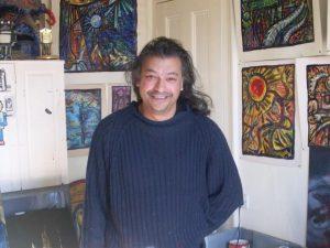 Meet the Artist, David Bez