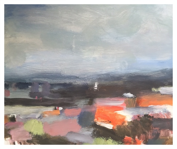 View from Tramline, Ian Mood