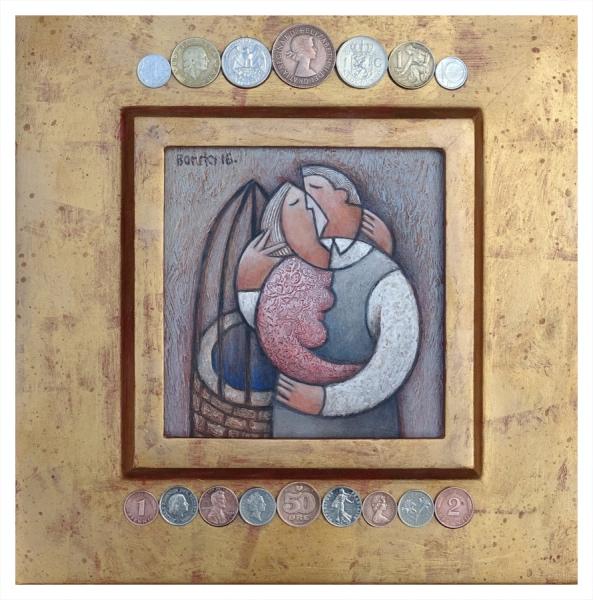 Borsky, Jiri (1945 – ) Wishing Well - Trent Art
