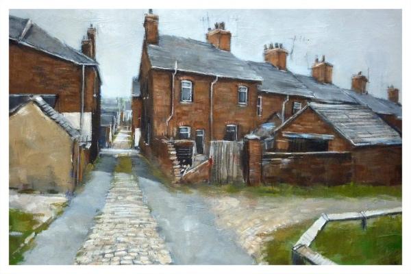 Alleyway, David Brammeld