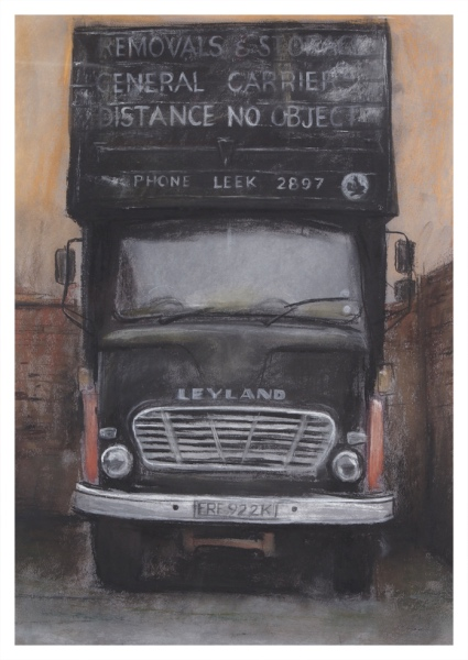 The Removal Van, David Brammeld