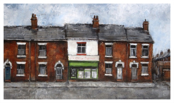 Terraces - The China Cottage, David Brammeld