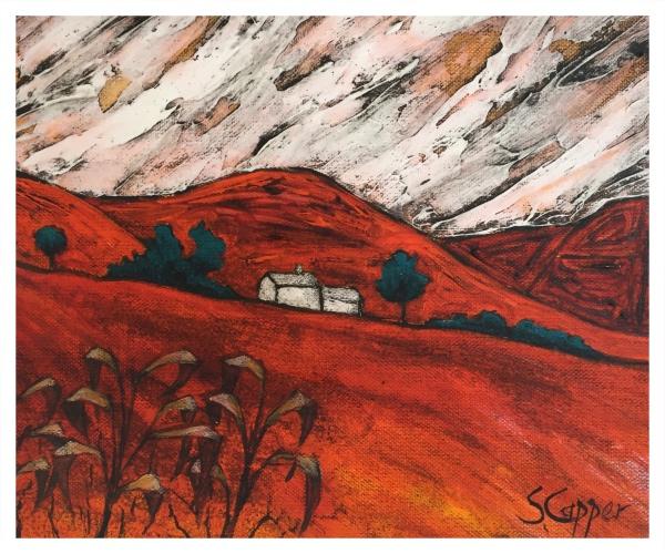 The Hill, Steve Capper