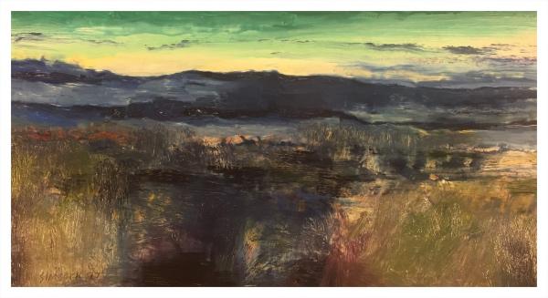 Blue Mountains, Jack Simcock