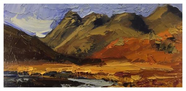 Halliday, Colin (1964 – ) Blea Tarn, Ambleside - Trent Art