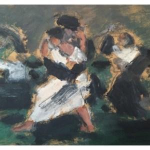 Howard, Ghislaine (1953 – ) After Goya