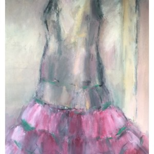 Howard, Ghislaine (1953 – ) Flamenco Dress