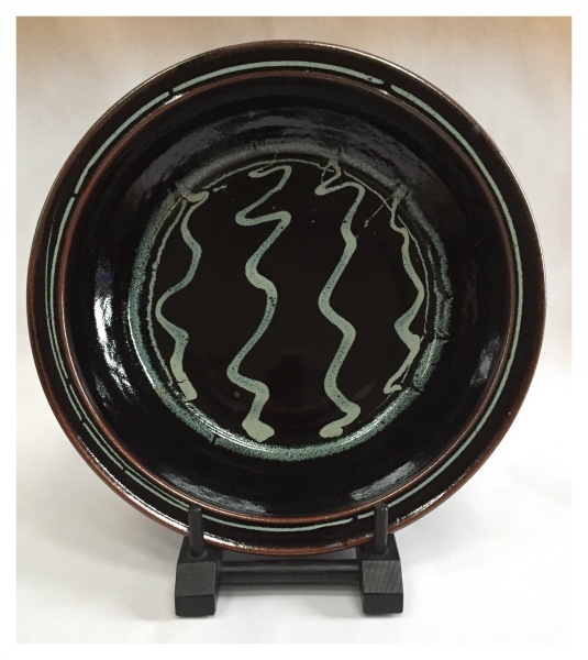 Griffiths, Mark ( ) Large Bowl - Trent Art