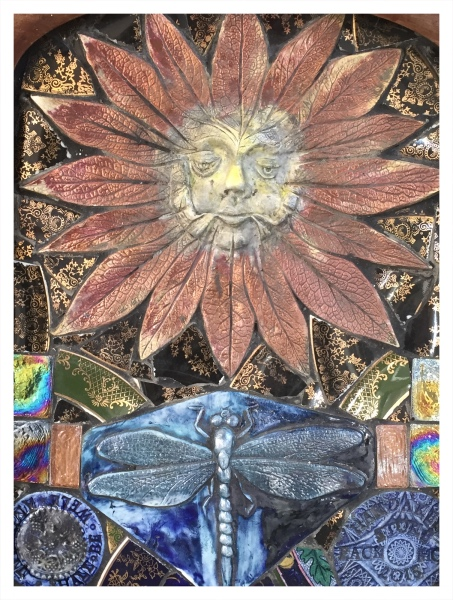Hardaker, Philip (1954 – ) And All Shall Be Well - Trent Art