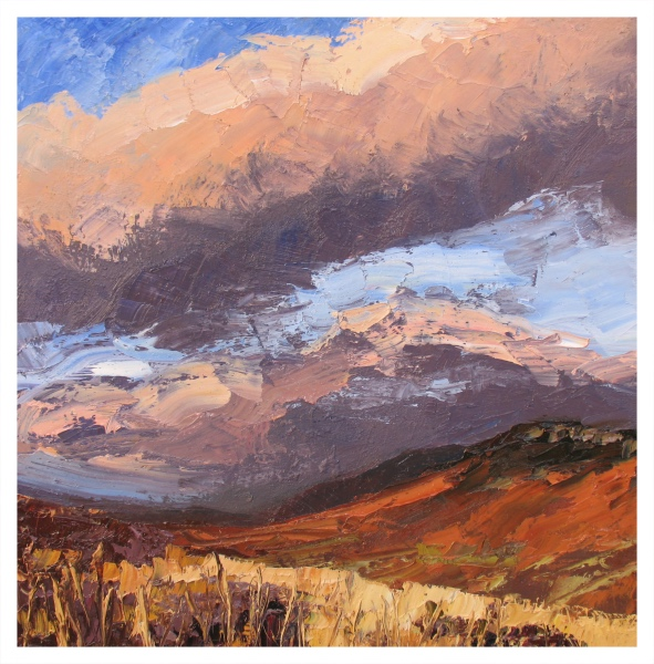 Halliday, Colin (1964 – ) Winter Stanage Edge - Trent Art