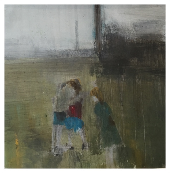 Rigby, Tonie (1955 – ) Long Summer at Play - Trent Art