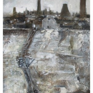 Bez, David (1966 – )  Daisy Bank Marl Pit, Longton