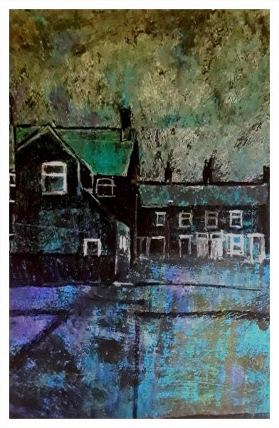 Pearsall, Ian R. (1967 – ) Winter Morning (Fenton) - Trent Art