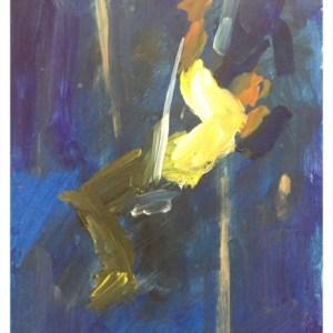 Howard, Ghislaine (1953 – ) Acrobat