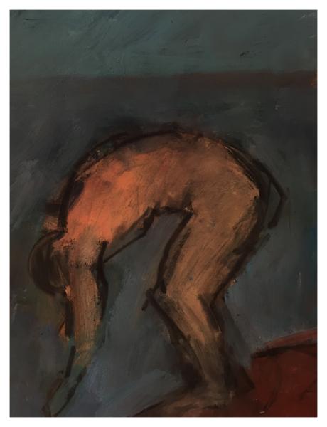 Howard, Ghislaine (1953 – ) Diving Figure II - Trent Art