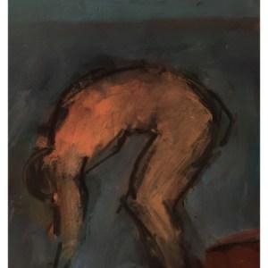 Howard, Ghislaine (1953 – ) Diving Figure II