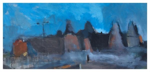 Mood, Ian (1973 – ) Gladstone Pottery, Longton - Trent Art