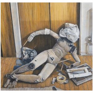 Bartlett, Paul T Sen.RBA RBSA (1955 – ) Collapse