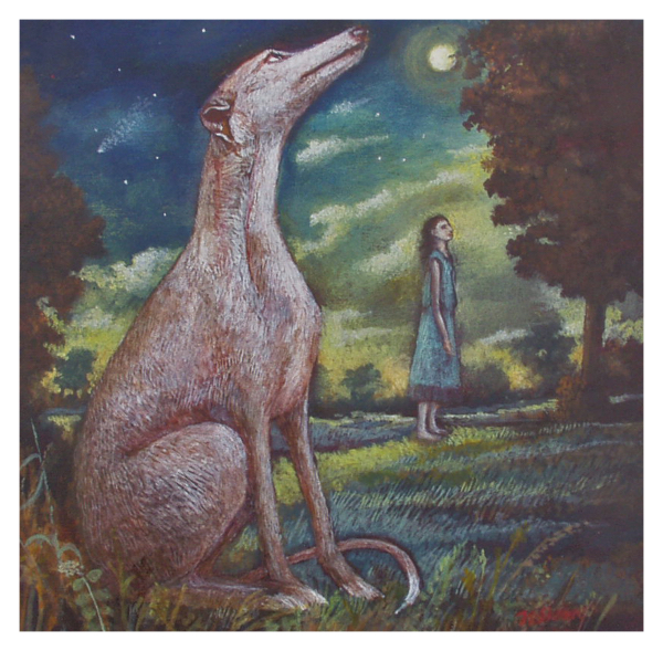 Slattery, Nicola RBA (1963 - ) Star Gazing - Trent Art