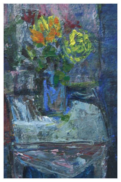 Tidnam, Nick PRBA NEAC (1941 - ) Night Flowers - Trent Art