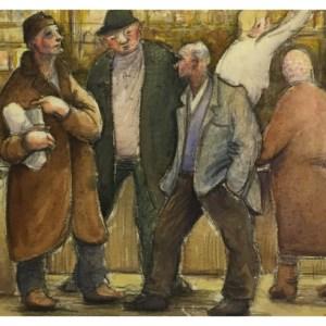 Borsky, Jiri (1945-) Polish Shop II