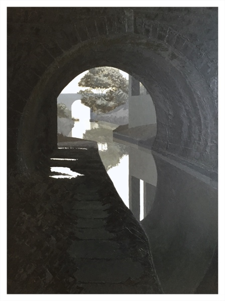 wade-maurice-1917-1991-bridges-over-canal-ii