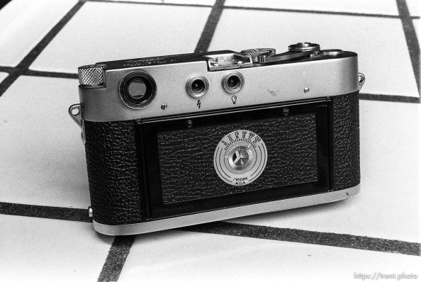 Leica M3-Double Stroke.
