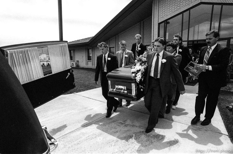 Funeral for Todd Wilson, an LDS Missionary Murdered in Bolivia