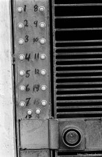 Numbered buzzers.