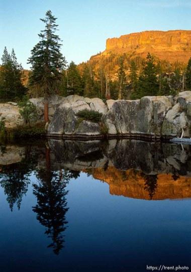 Reflections at Sword Lake