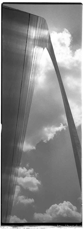 St. Louis Arch.