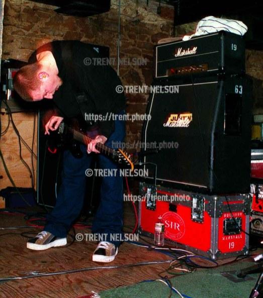 Godflesh at the DV8 basement.