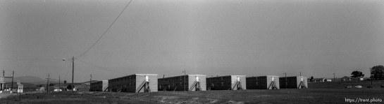 barracks at Camp Parks