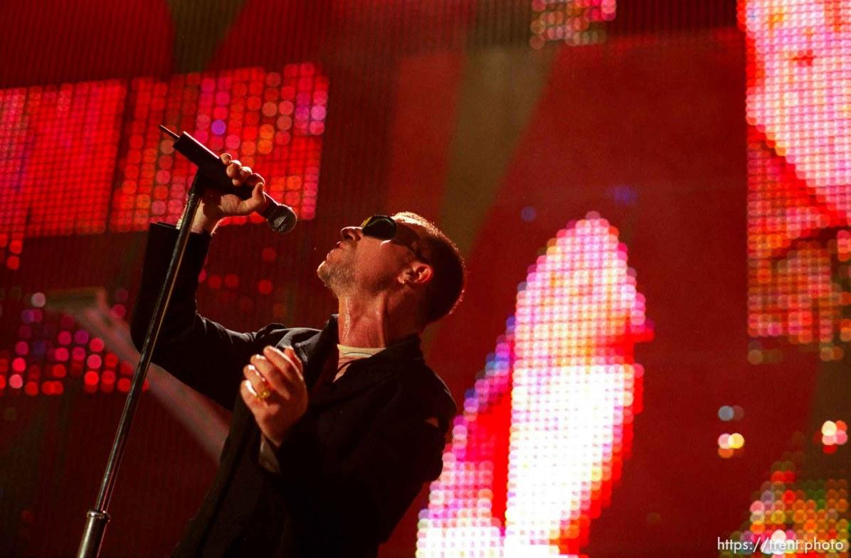 U2 at Rice Stadium