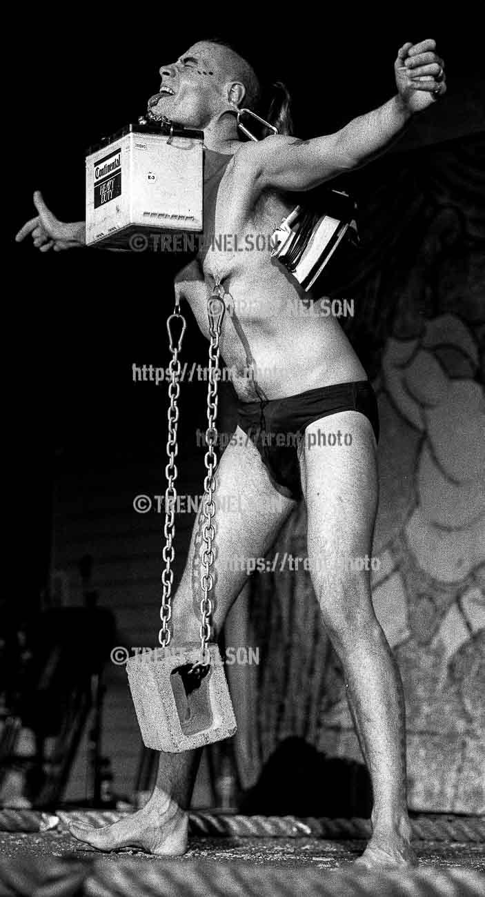 Jim Rose Circus Sideshow