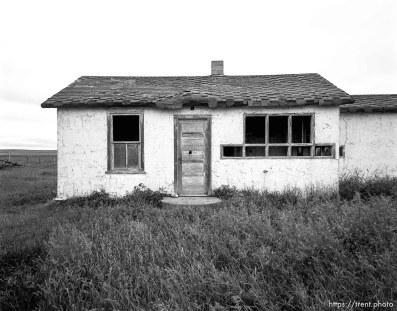 House at Aunt Bea's farm.