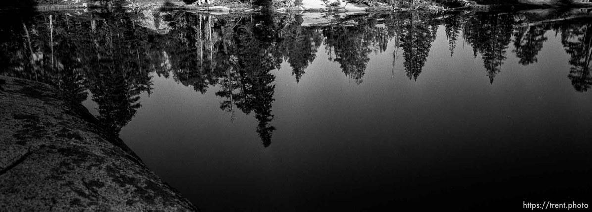panoramic at Sword Lake