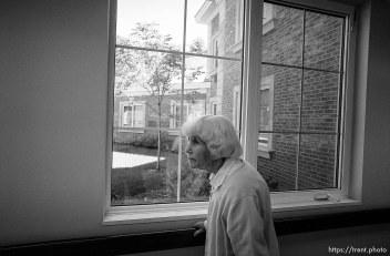 Betty Rae Watts, at her nursing home.