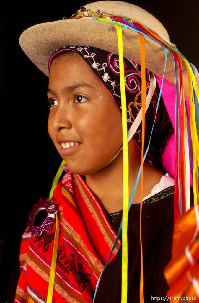 Hispanic Fiesta Days Saturday at the Gallivan Center. 08.03.2002, 4:36:24 PM