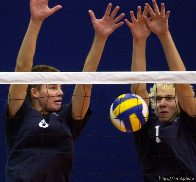 Volleyball, Moscow-Utah Youth Games, Olympijski Sports Complex