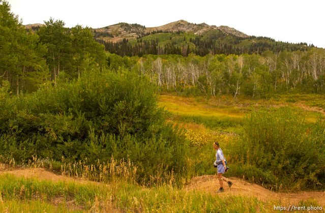 The Wasatch 100 Mile Endurance Run starts in Layton and ends in Midway, with over 53,000 feet of elevation change throughout the mountainous 100 mile course.