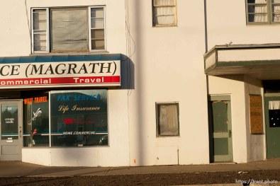 Magrath main street series