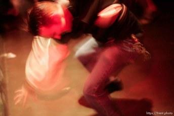 Sammy. Dispute at gilman st. 4.16.2005