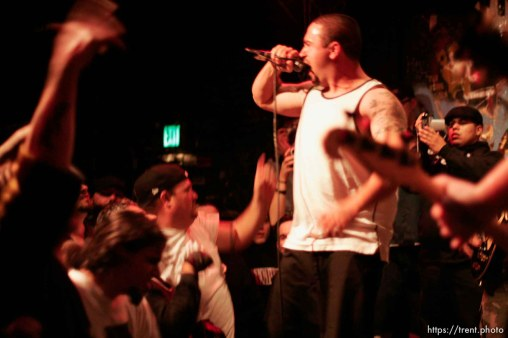 Doomsday Device at gilman st. 4.16.2005